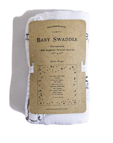 Peter Pan Baby Swaddle