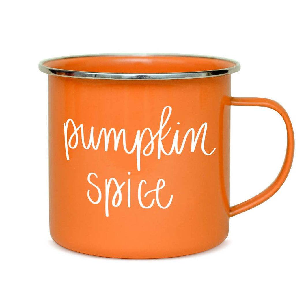 Pumpkin Campfire Coffee Mug