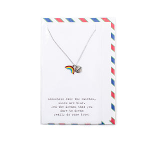 Air Mail Necklaces