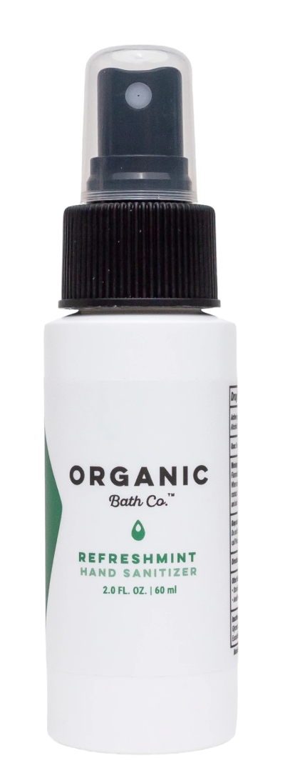 Organic Bath Co. Hand Sanitizer