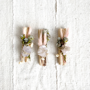 Summer Shell Palo Santo Bundle
