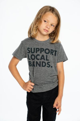 Kids Support Local Bands Tee