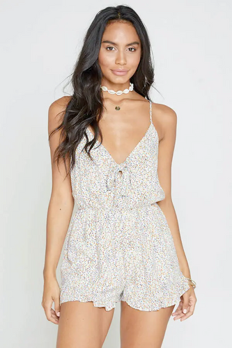 Tiny Pleasures Romper