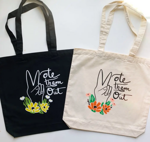 Vote Them Out Tote