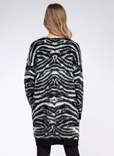 Load image into Gallery viewer, Zebra Open Cardigan