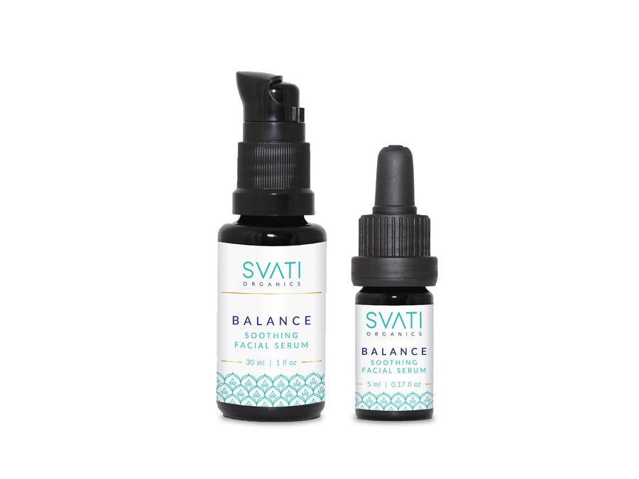 Balance Soothing Facial Serum