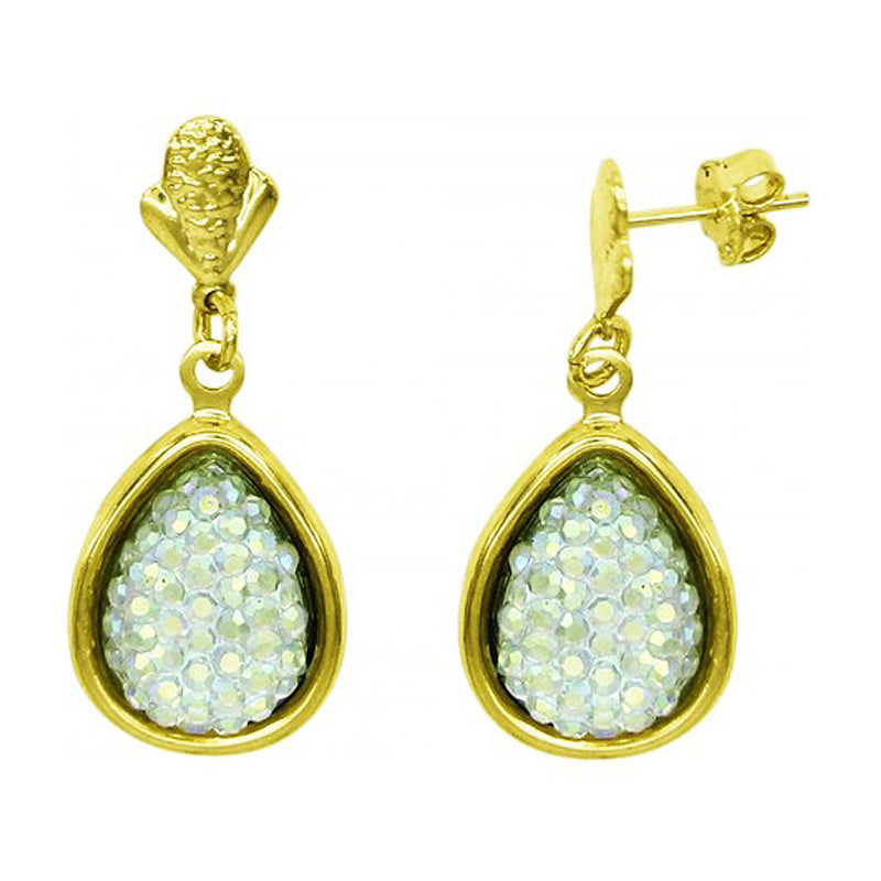 Samara Luxury Earrings Water Drop