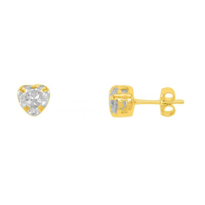 Molina Heart Earrings