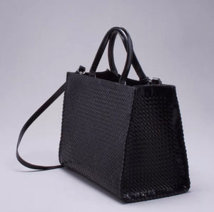 Tresse Leather Tote Bag