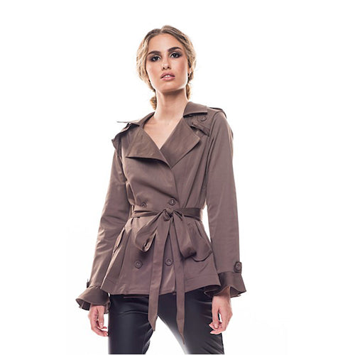 Simona Trench Coat