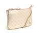 Capodarte April Crossbody Bag in Gold Leather