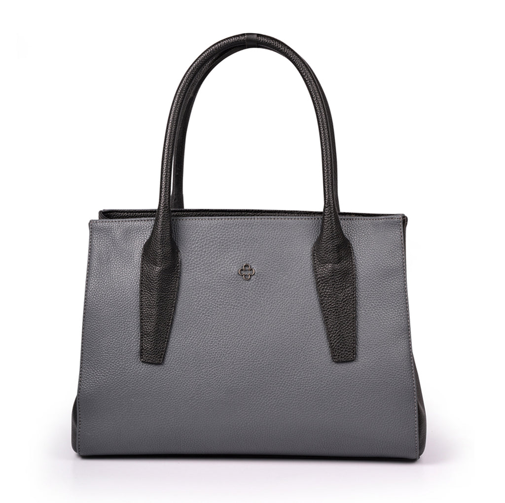 Capodarte Samantha Top-Zip Tote Bag
