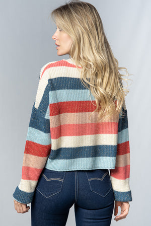 Lily Striped Knit