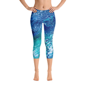 TDW Capri Leggings
