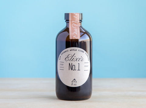 Elixir No 1 | Ginger, 8 oz