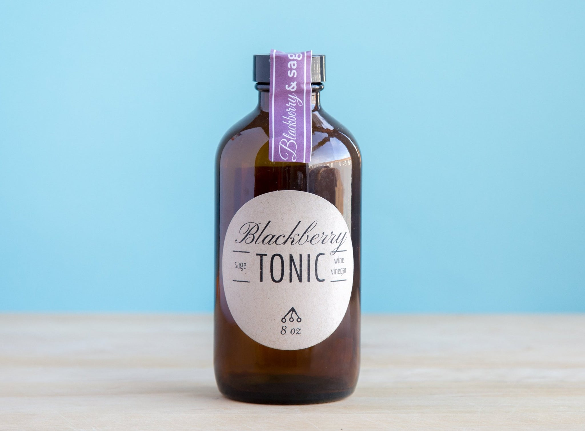 Tonic | Blackberry & Holy Basil, 8 oz