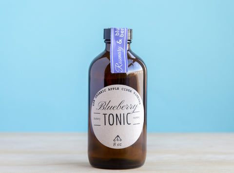 Tonic | Blueberry, Cucumber & Rosemary, 8 oz
