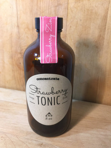 Tonic | Strawberry Thyme, 8 oz