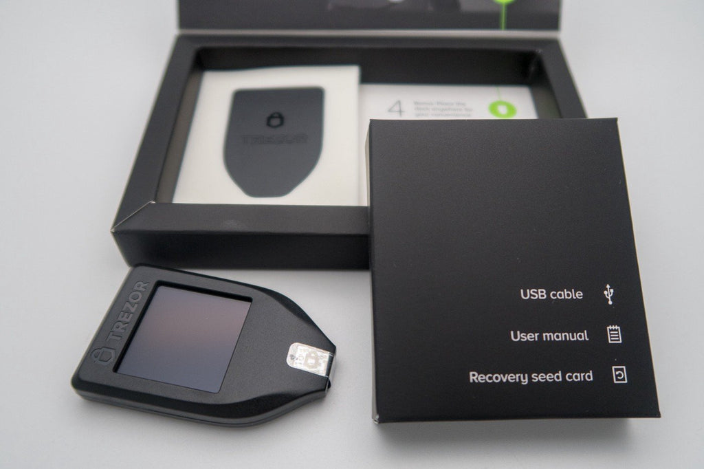 How to Setup and Use the Trezor Model T Hardware Wallet