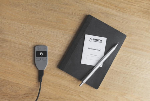 Trezor One Wallet Review