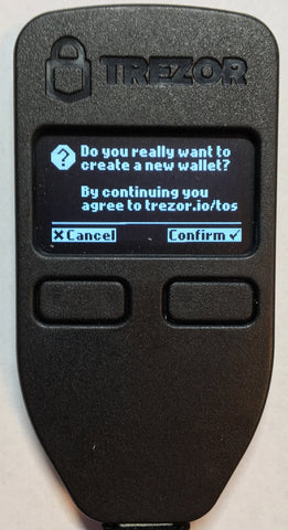 How to Setup and Use the Trezor One Hardware Wallet – The