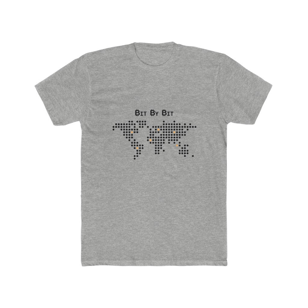 Bitcoin World Domination T-shirt