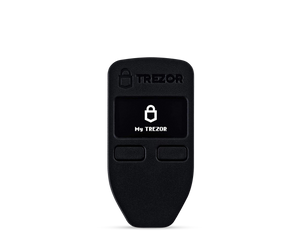 Trezor One Hardware Wallet