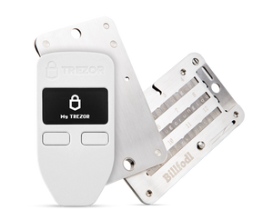 Trezor One + Billfodl Pack
