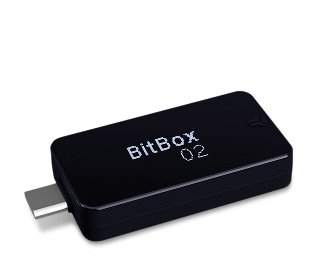 BitBox02 Hardware Wallet (Multi Edition) by Shift Crypto