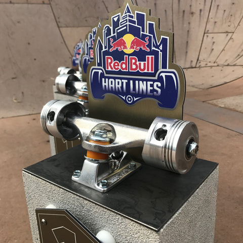 red bull hart lines blunt steel ramp trophy trophies