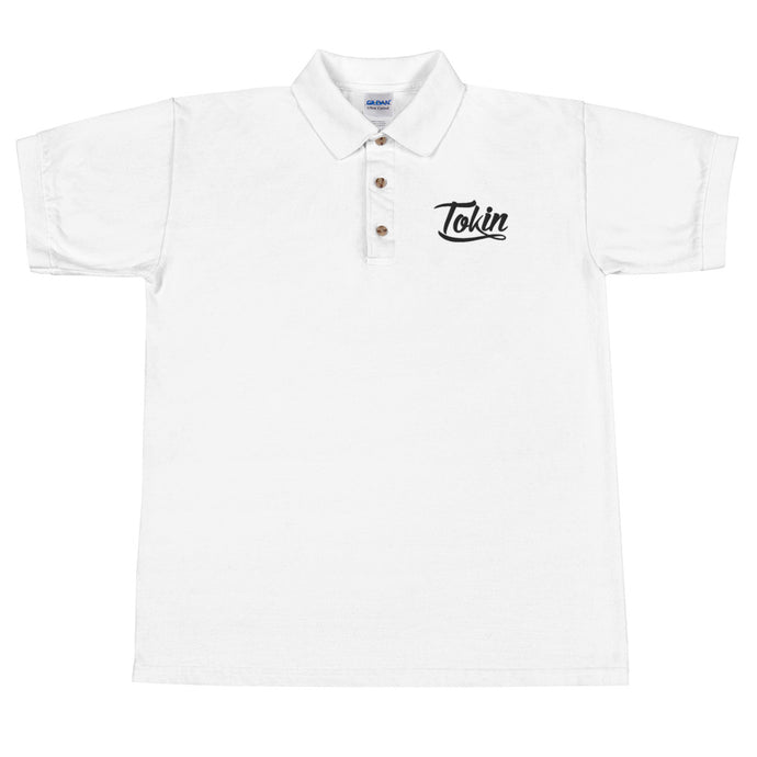 Tokin Embroidered Polo Shirt