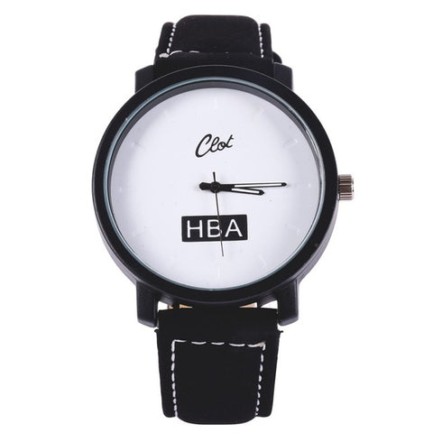 Clot x HBA Wrist Watch  [B&W]