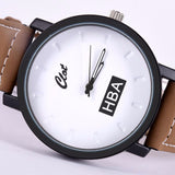 Clot x HBA Wrist Watch  [Coffee 'n Cream]