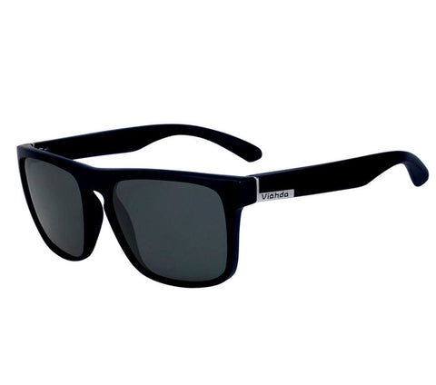 Viahda 'Just Glassin' Shades [Black on Black]