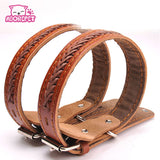 Leather Dog Collar For Big Dogs