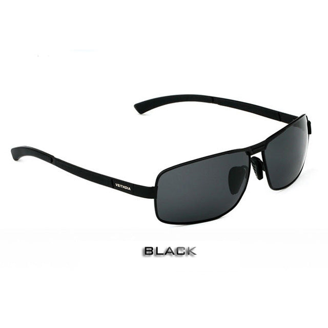 Polarized Designer Vintage Male Sun Glasses