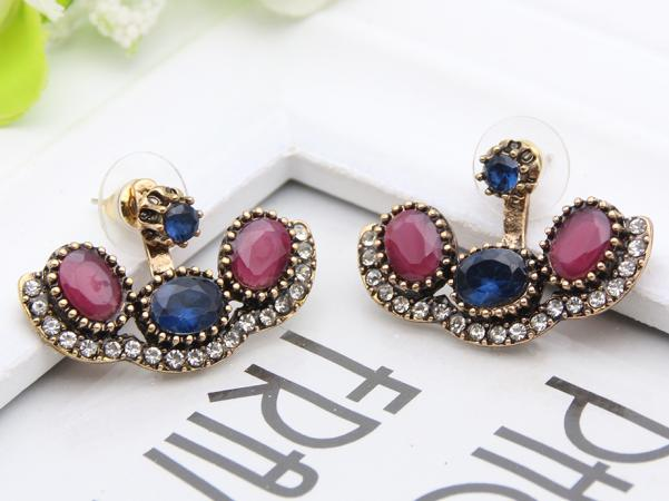 Vintage Turkish Earrings