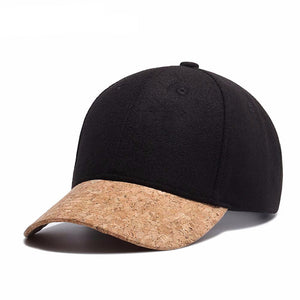High Quality Snapback Wool Men's Baseball Cap