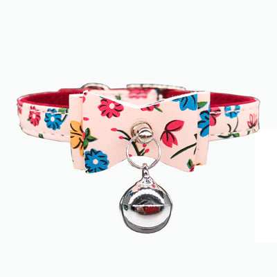 Flower Cat Collar