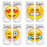 Funny Low Ankle Short Socks