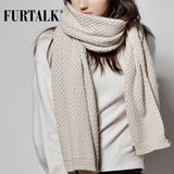 Luxury Brand Poncho knitted Scarves