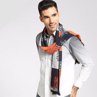 Men's Cotton Scarf Winter