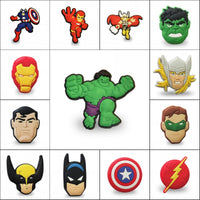 Cool Avengers PVC Cartoon Magnets