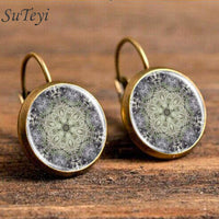 Cabochon Earring For Women
