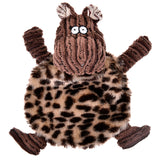 Fleece Sprawled Cattle Plush Toy