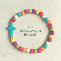 Best Christian Gifts valentine's Day 2020 for Kids Jesus Loves Me