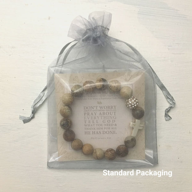 image of 'Thou Art With Me' Picture Jasper product package in it&