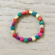 The ' Jesus loves Me ' Colorful Youth Bracelets (2 Styles!)