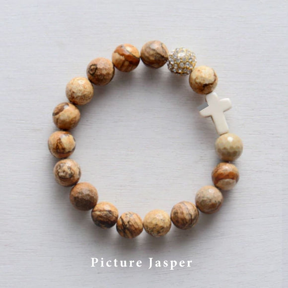 Thou Art with Me ' - Picture Jasper