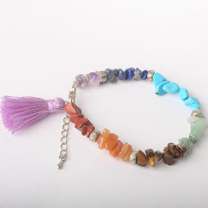 Rainbows and Hope Bracelet